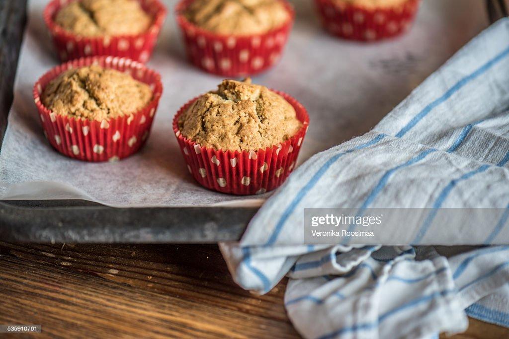 Muffins  : Stock-Foto