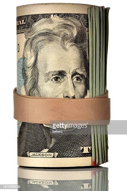 muffled money