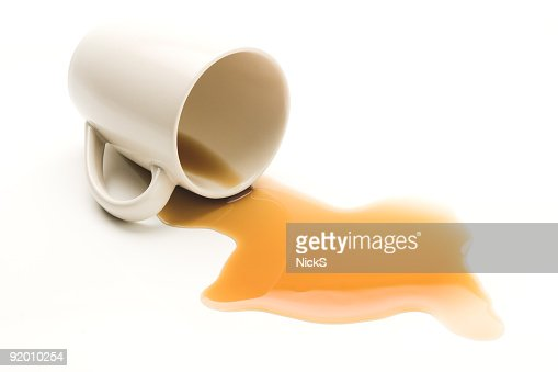 Spilling Stock Photos And Pictures Getty Images