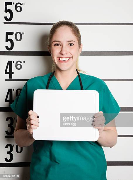 Mugshot of a Healthcare Worker