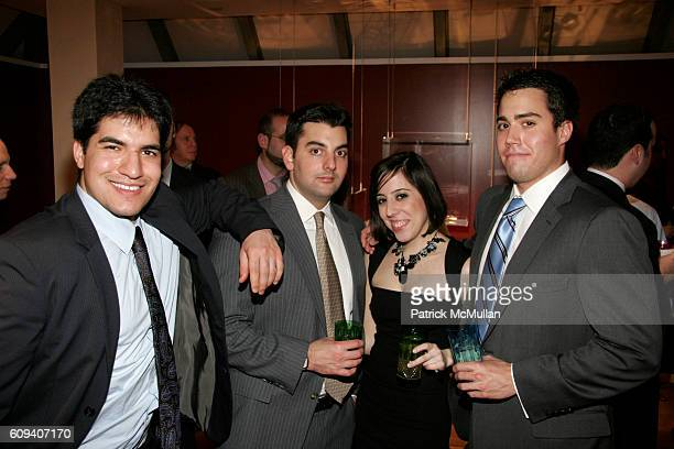 Muhammad Alalia Michael Balistreri Brooke Rubin and Joel Thornton attend HERMES Hosts a Private Gift Extravaganza Featuring Exclusive and OneofaKind...