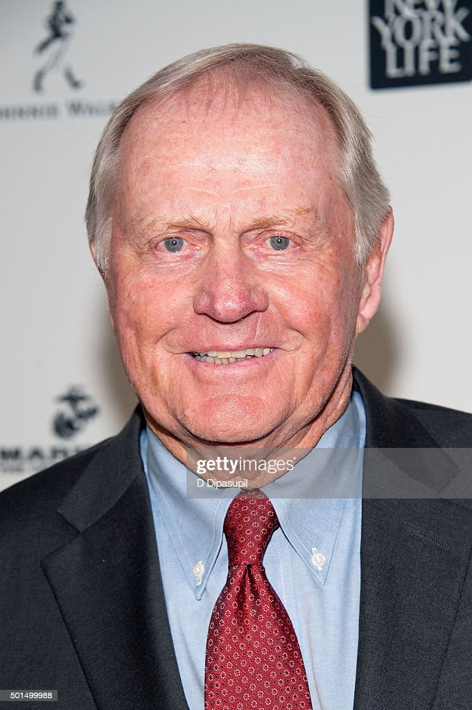 Muhammad Ali Legacy Award recipient Jack Nicklaus attends the 2015 Sports Illustrated Sportsperson of the Year Ceremony at Pier Sixty at Chelsea Piers on December 15, 2015 in New York City.