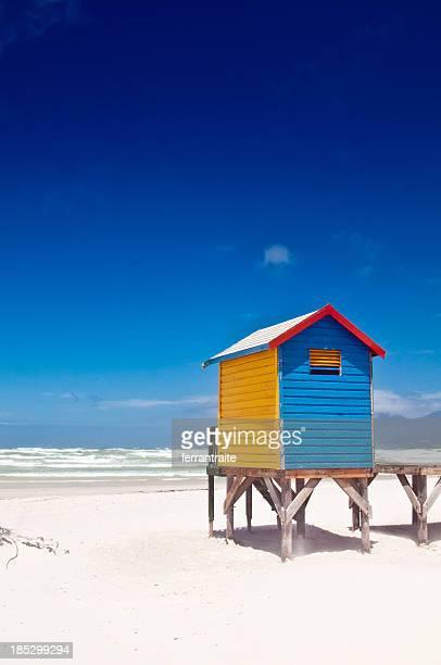 Strand Muizenberg Beach-Cape Town