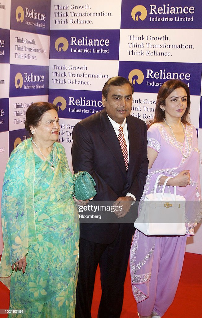 Reliance Industries Ltd. Holds Annual General Meeting