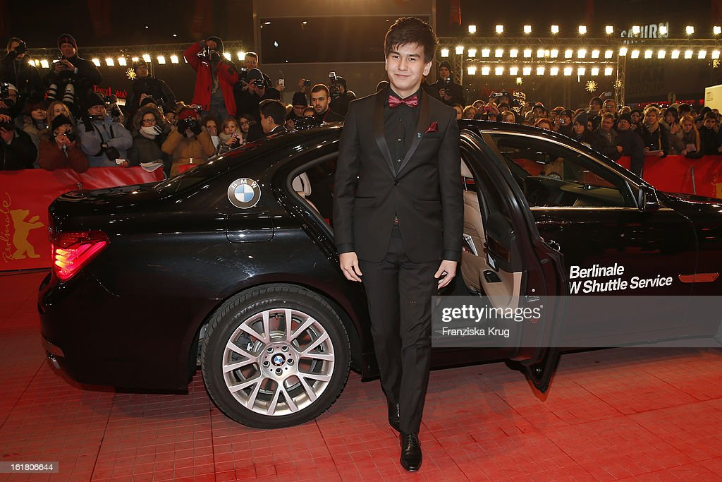 Mukhtar Anadassov attends the Closing Ceremony Red Carpet Arrivals - BMW At The 63rd Berlinale International Film Festival at Berlinale-Palast on February 16, 2013 in Berlin, Germany.