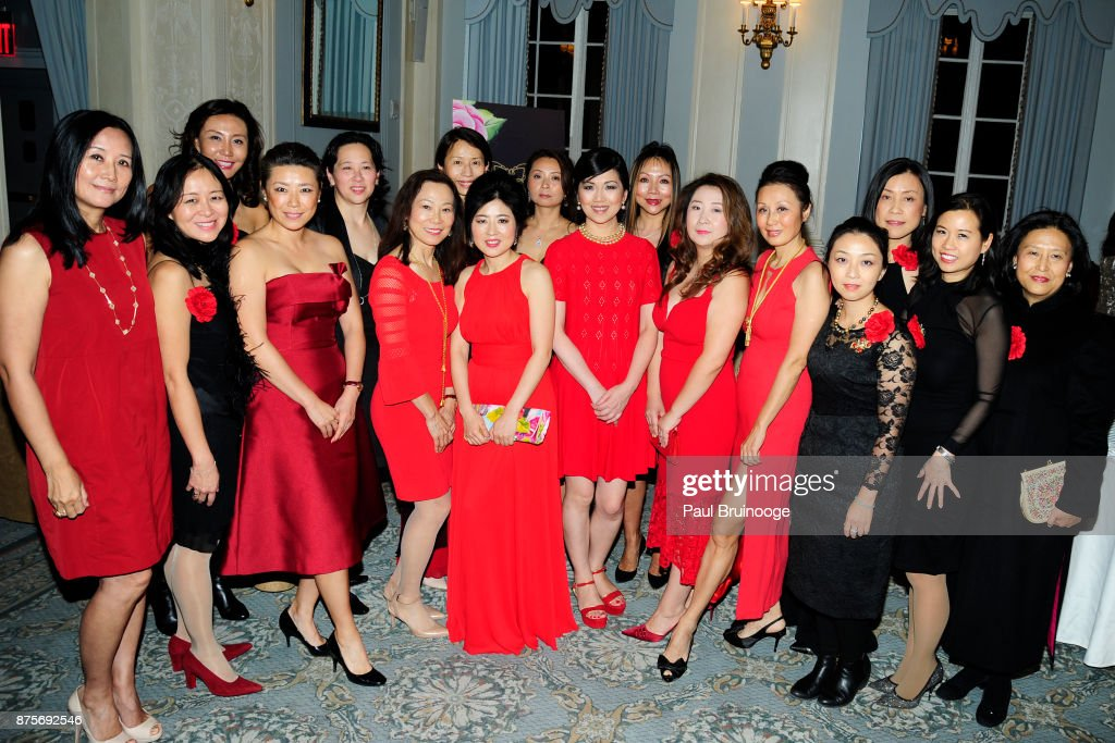 New York's Mulan Club's Inaugural Gala