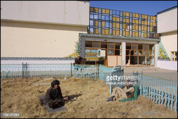 Mullah Omar'S Palace In Kandahar On December 13Th 2001 In Kandahar Afghanistan