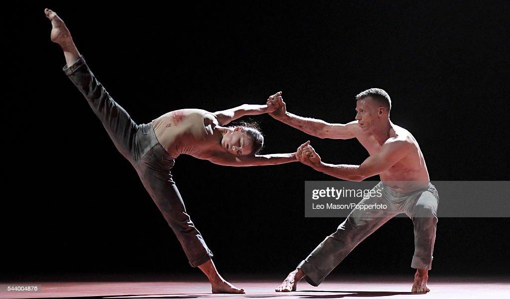 Natalia Osipova Performs At Sadlers Wells