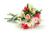 """""""For more bouquets and posys isolated on white, please visit my bouquets lightbox by clicking on the image below."""""""