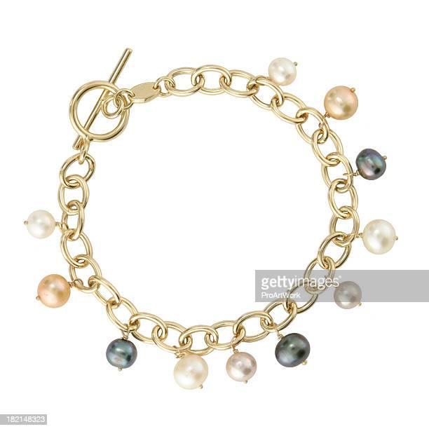 Multi Pearl Bracelet