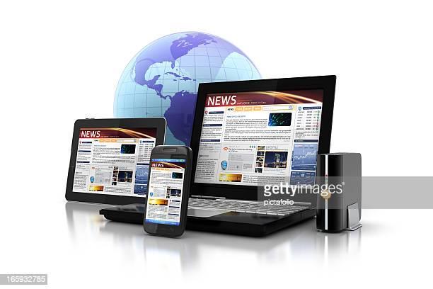 multi-Plattform Media & Anwendungen