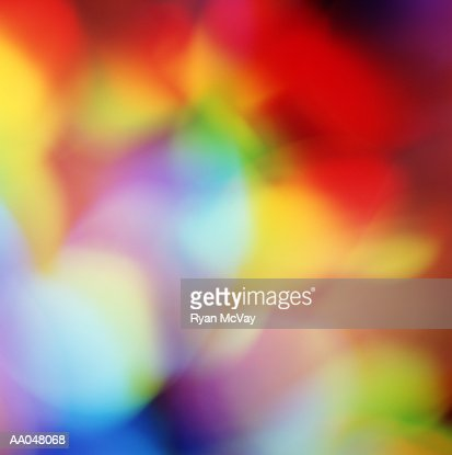 Multicolored Abstract : Stock Photo