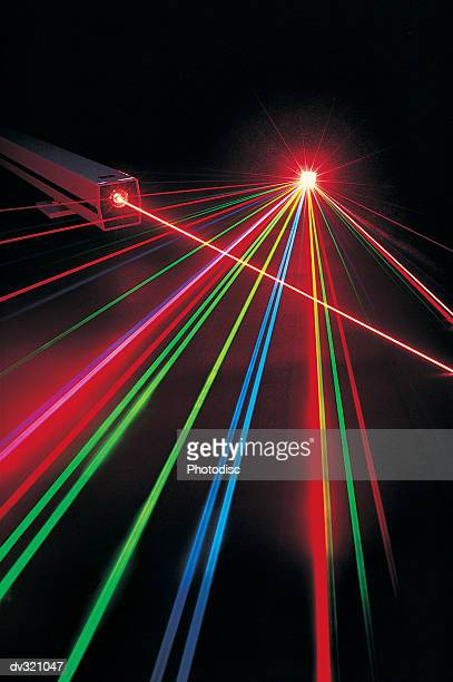 Multicolored lasers
