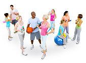 Multiethnic Fitness Group