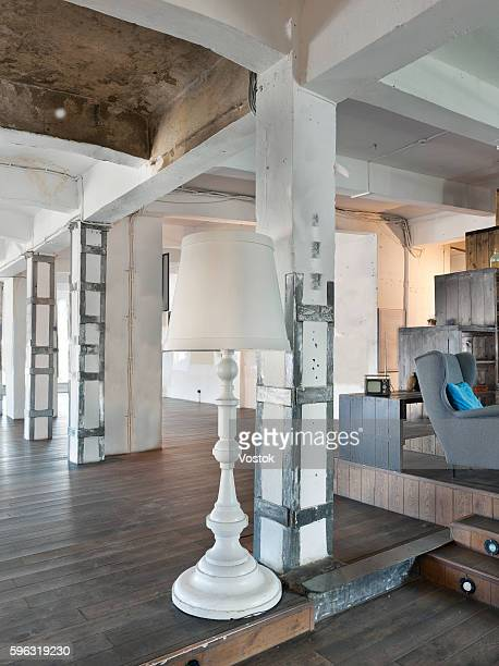 Multifunction Art Space Loft-project in St.Petersburg