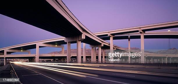Multi-Level Freeway