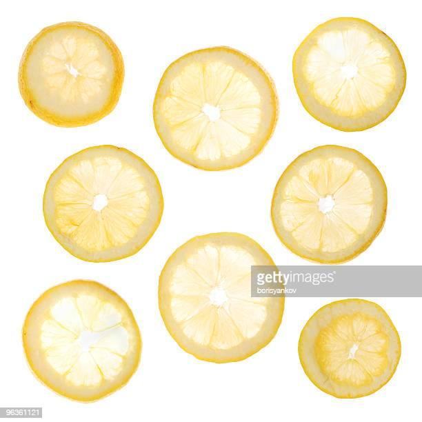 Multiple Lemon Slices