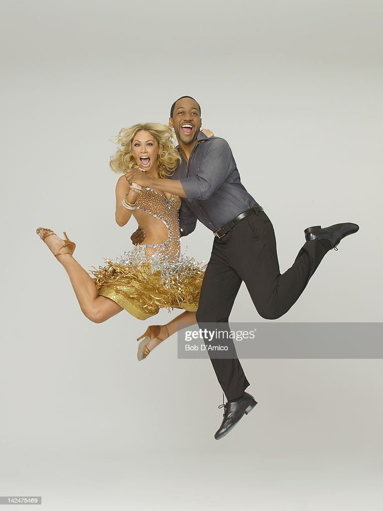 STARS - (EXCLUSIVE TO GETTY IMAGES UNTIL APRIL 19, 2012) JALEEL WHITE & KYM JOHNSON - Multi-talented actor and emerging screenwriter Jaleel White teams with two-time champ Kym Johnson, who returns for her 11th season. The two-hour season premiere of 'Dancing with the Stars' airs MONDAY, MARCH 19 (8:00-10:01 p.m., ET) on the ABC Television Network.