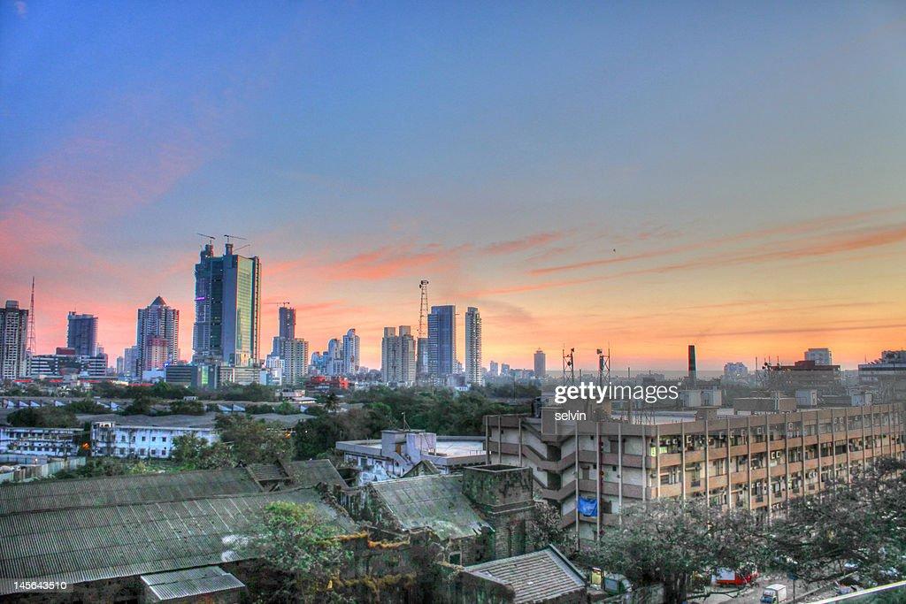 Mumbai architecture : Stock Photo