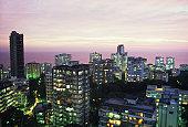 Mumbai at dusk