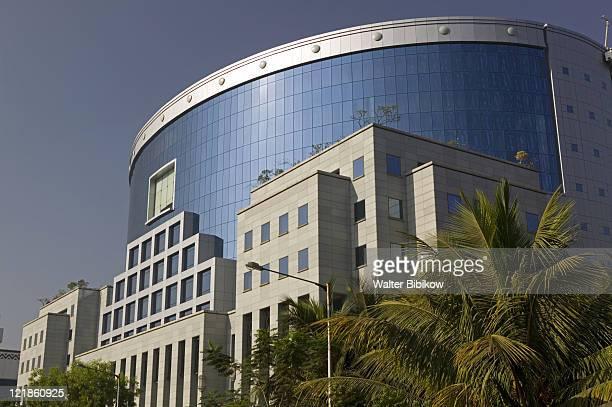 Mumbai, Bandra Kurla Complex, Office tower