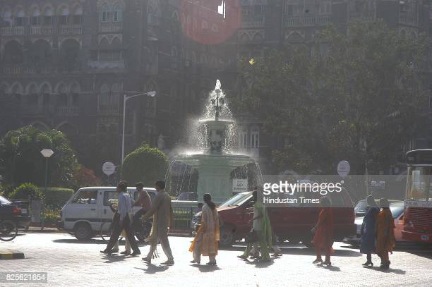 Mumbai Flora Fountain Fort Area