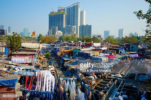 Mumbai, Mahalaxmi Dhobi Ghat