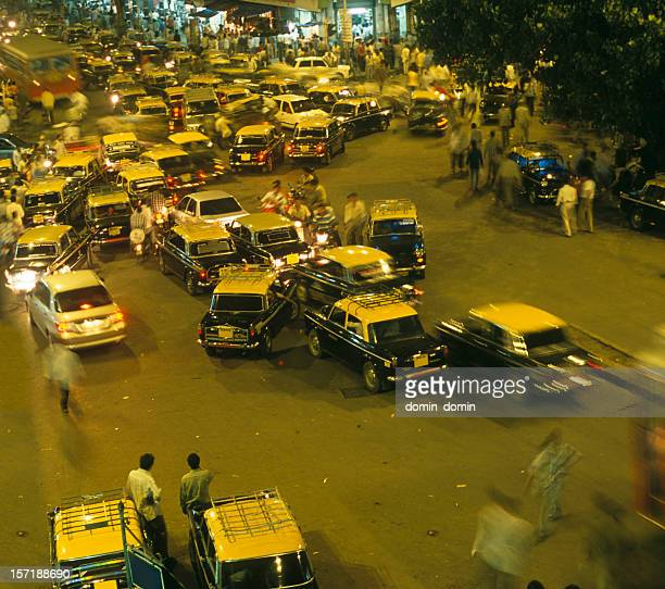 Mumbai, taxi, cabs, traffic, noise, pollution, welcome to Bombay