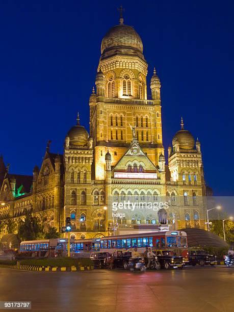 Mumbai VT estación