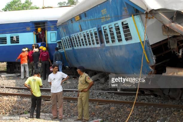 Mumbaibound Gyaneshwari Express which had left Kharagpur railway station met with a fatal accident at 130 am between Sardiha and Khemasuli some 20...