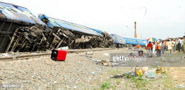Mumbaibound Gyaneshwari Express which had left Kharagpur railway station met with a fatal accident at 130 am between Sardiha and Khemasuli some 20...