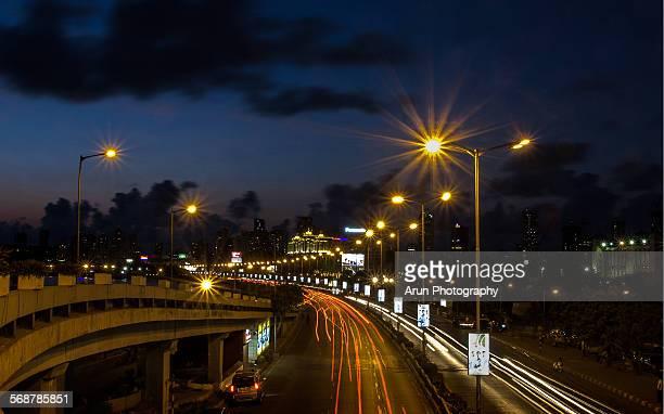 Mumbai,Kemp's corner flyover