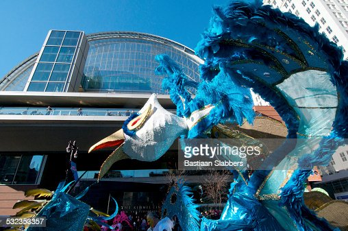 Mummer's Parade in Philadelphia, PA