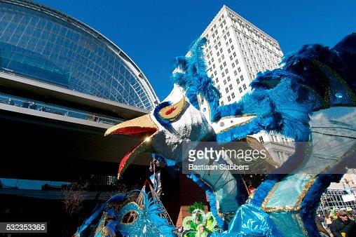 2015 Mummer's Parade in Philadelphia, PA