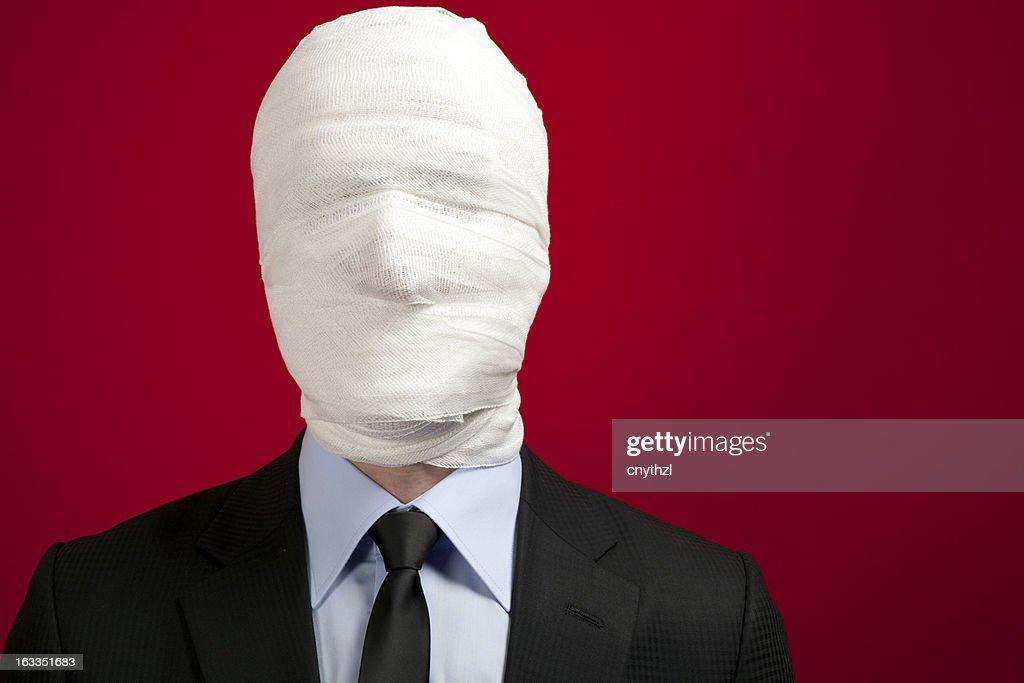 Mummy Businessman
