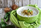 mung bean porridge