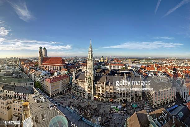 Munich City Centre Town Hall