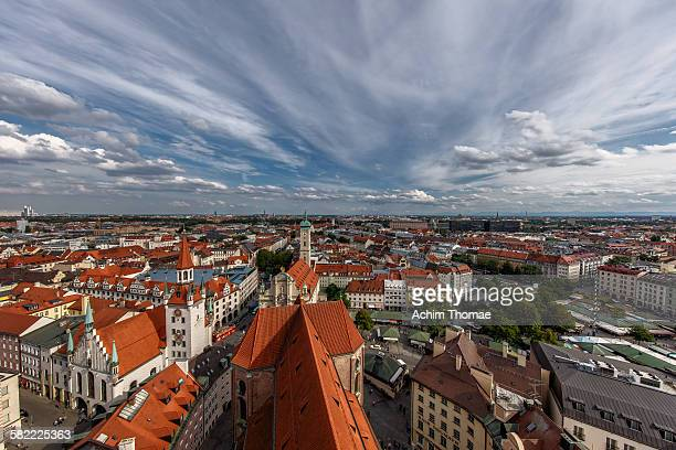 Munich cityview