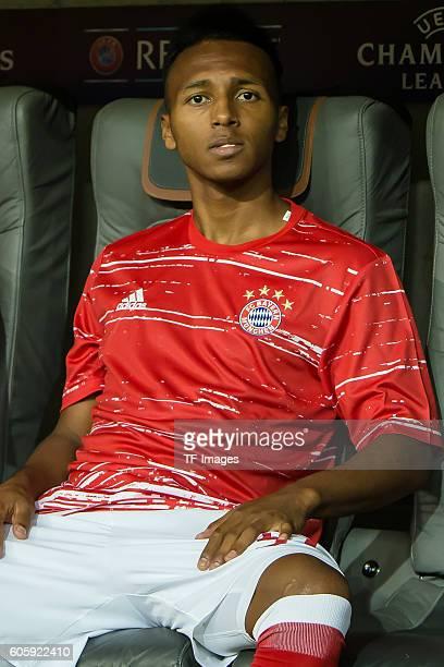 Munich Germany UEFA Champions League 2016/17 Season Group D Matchday 1 FC Bayern Muenchen FC Rostov Julian Green