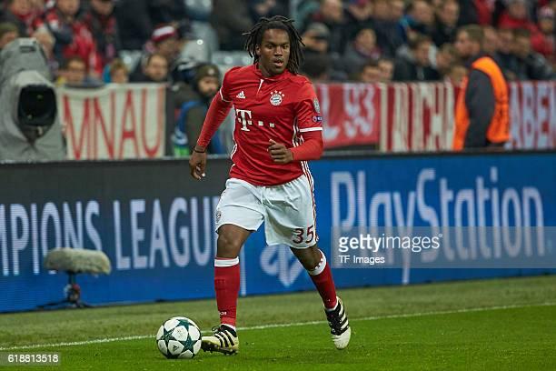 Munich Germany UEFA Champions League 2016/17 Season Group D Matchday 3 FC Bayern Muenchen PSV Eindhoven Renato Sanches
