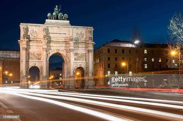 Munich Victoria Gate