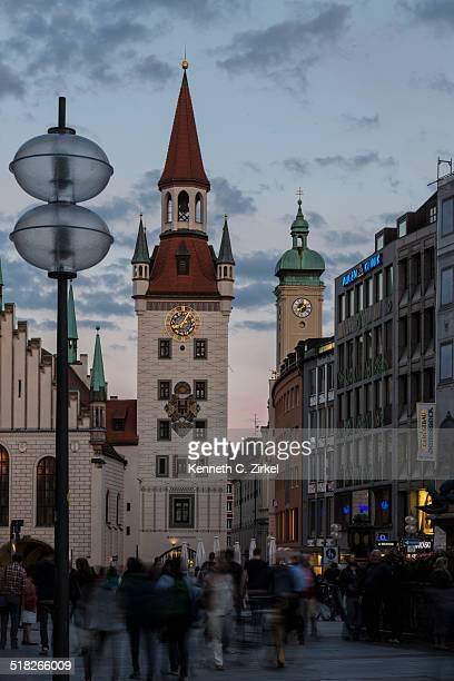 Munich's Old Town Hall