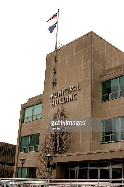 Municipal du bâtiment