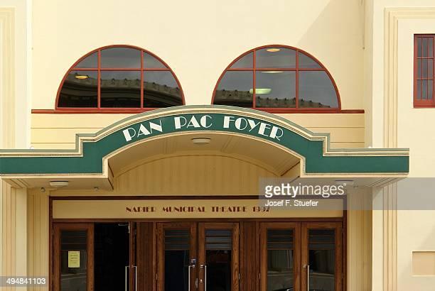 Municipal Theater in Napier NZ