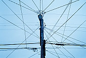 Municipal wires in San Francisco