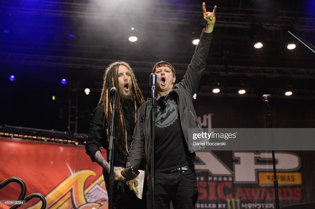 Alternative Press Music Awards - Show