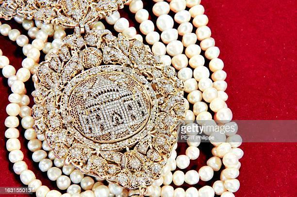 Munnu Kasliwal The King Of Precious Stone In India Jaipur Inde 20 septembre 2008 Depuis 1650 la famille Kasliwal règne sur le monde des joailliers...