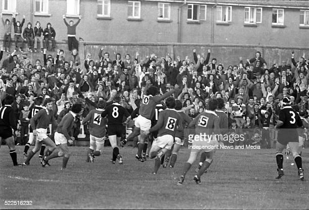 Munster v All Blacks Munster won 120 Thomond Park
