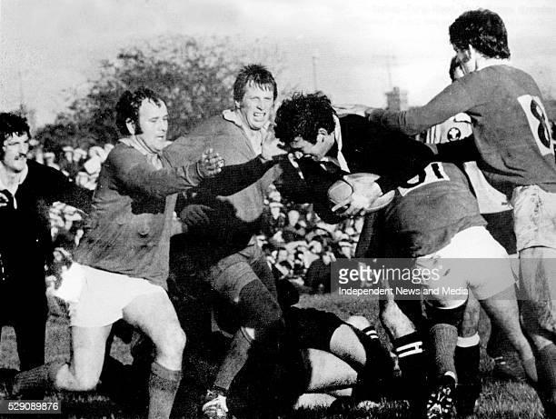 Munster v All Blacks Munster won 120 Thomond Park Photographer Tom Burke