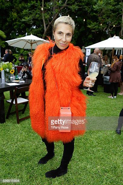 Mur Muridis attends the Vintage Hollywood Wine Food Tasting for the Ocean Park Community Center on June 11 2016 in Los Angeles California
